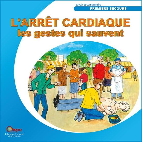 BD pédagogique L'arrêt cardiaque