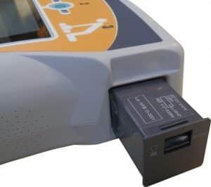 Batterie défibrillateur Skity