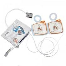 Cardiac Science Powerheart G5 électrodes de formation enfant