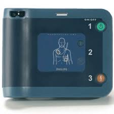 Défibrillateur Philips Heartstart FRX Semi-automatique