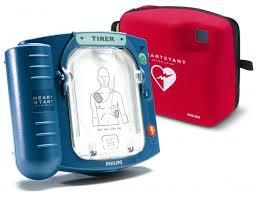 Défibrillateur Philips Heartstart HS1 Defibrillateur semi-automatique