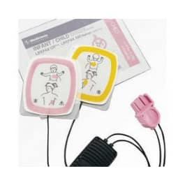Electrodes pédiatriques Physio Control CR+