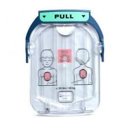 electrodes-pediatriques-defibrillateur-philips-hs1
