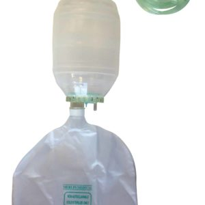 Insufflateur silicone autoclave manuel