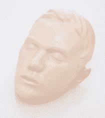 Peau de visage Brayden mannequin