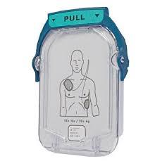 Défibrillateur Philips Heartstart HS1 électrodes pour adultes