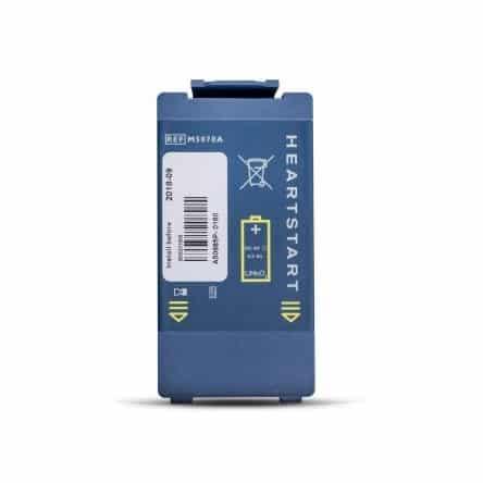 Batterie pour défibrillateur Philips Heartstart HS1 et FrX