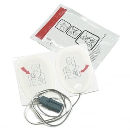 Electrodes défibrillateur Philips FR2