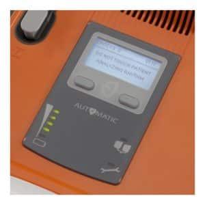 Défibrillateur Cardiac Science Powerheart G5 écran
