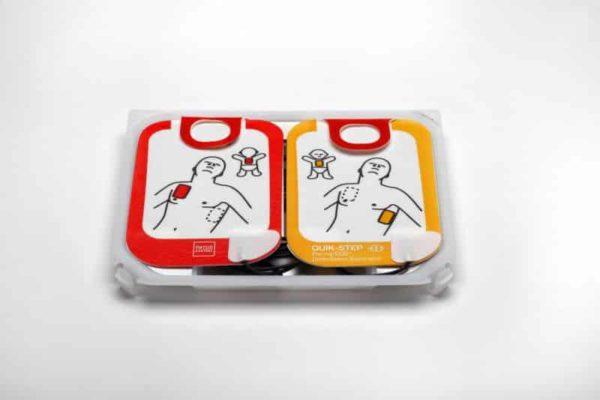 Electrodes Physio Control Lifepak CR2