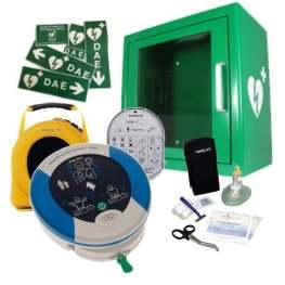 pack-defibrillateur-heartsine-avec-armoire
