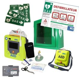 pack-defibrillateur-zoll-aed3-avec-armoire