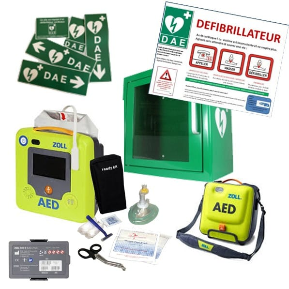 pack-defibrillateur-zoll-aed3-armoire