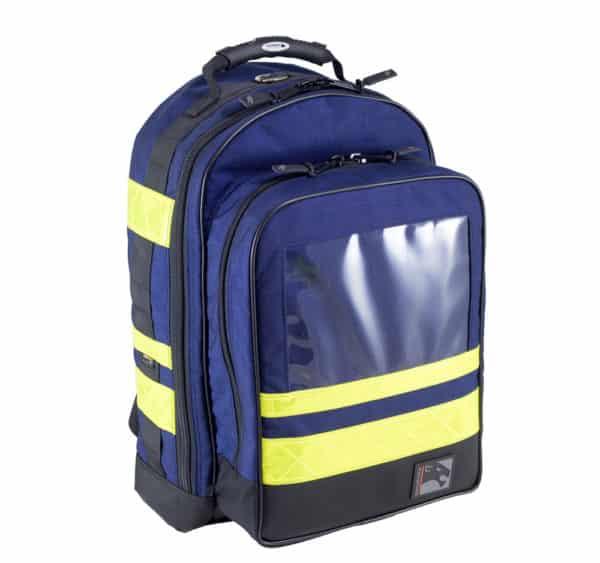 Izard sac medical Bagheera bleu
