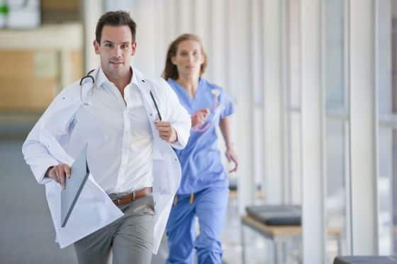 Urgence arrêt cardiaque