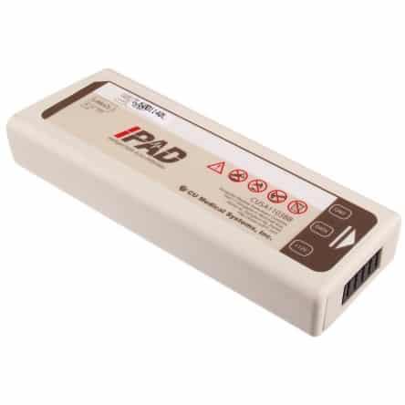 Batterie pour défibrillateur CU Medical IPAD SP1