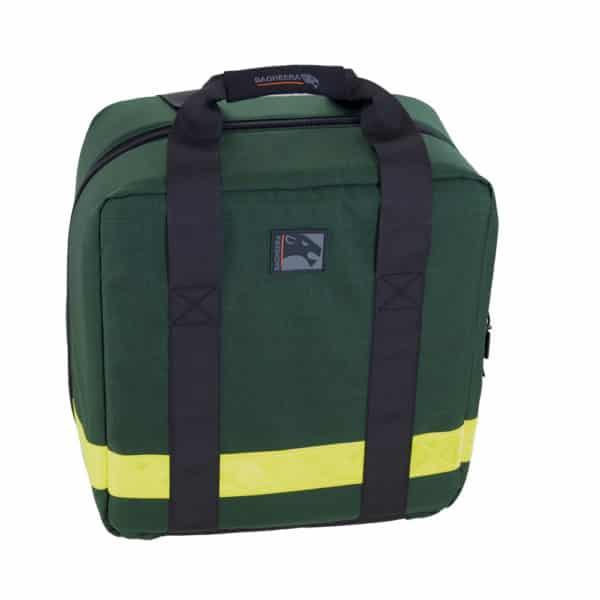 Zebulon sac médical vert Bagheera