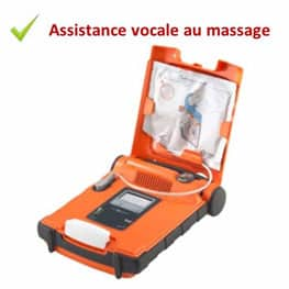 défibrillateur cardiac science g5 assistance massage