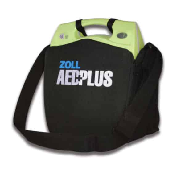Défibrillateur Zoll AED Plus avec sacoche