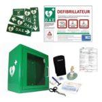 pack-defibrillateur-armoire-metal