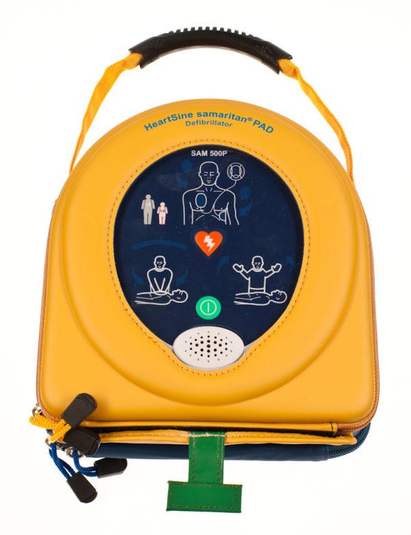 Défibrillateur Heartsine Samaritan 500 P