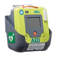 Support mural pour défibrillateur Zoll AED 3 sans sacoche