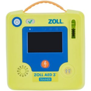 Défibrillateur Zoll AED 3 trainer