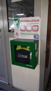 defibrillateur obligatoire erp