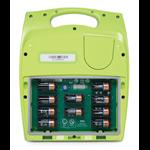 Compartiment piles du défibrillateur Zoll AED Plus