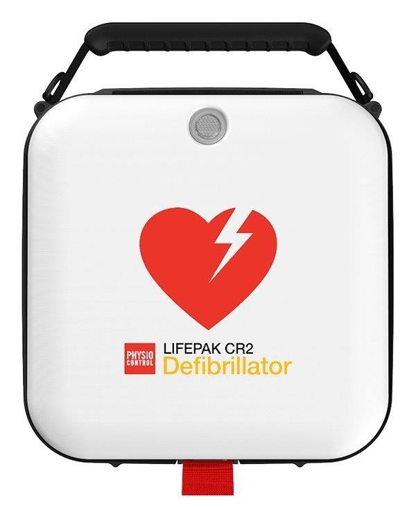 Sacoche pour défibrillateur Lifepak CR2