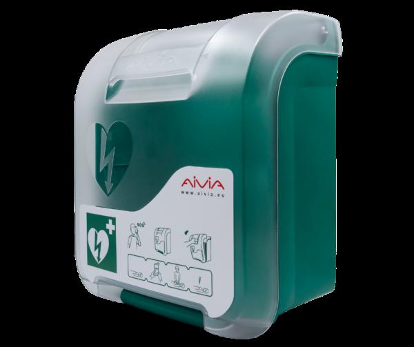 Armoire défibrillateur Aivia In