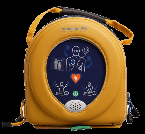 Défibrillateur Heartsine Samaritan 350P semi-automatique