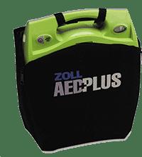 Housse défibrillateur Zoll AED Plus