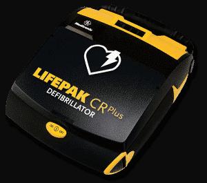 Défibrillateur Physio Control Lifepak CR Plus