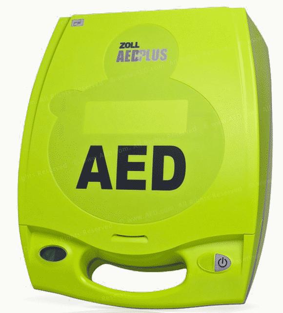defibrillateur-zoll aed-plus
